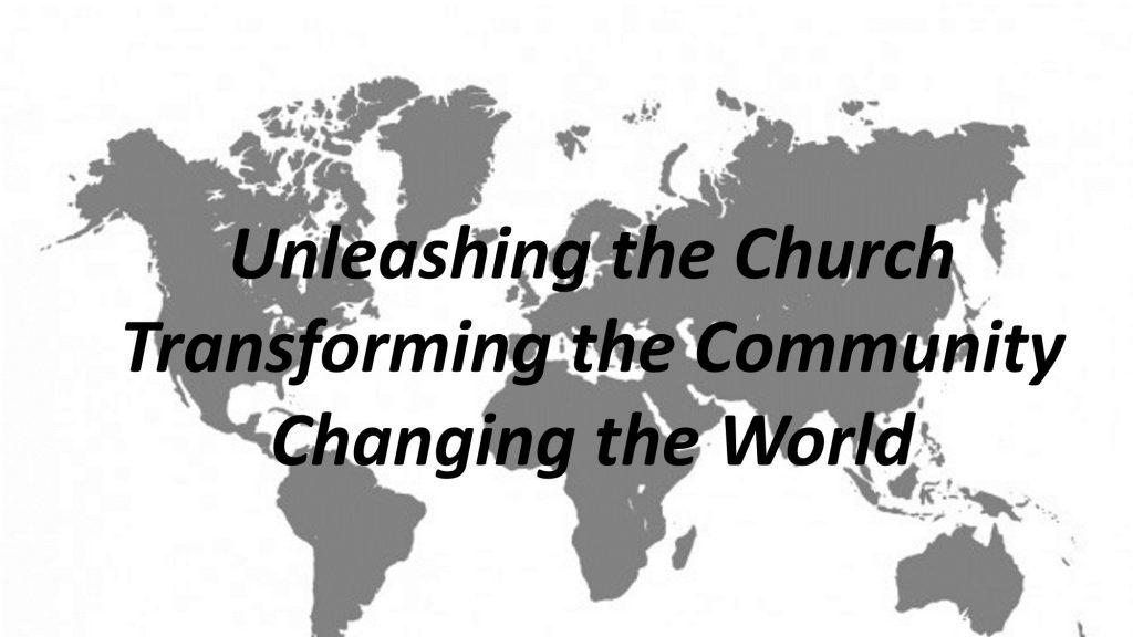 Unleashing the Church