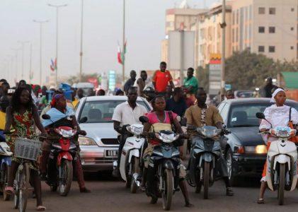 Burkina Faso, Business, and Church