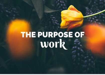 Work: A Means or an End?